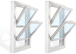 double-hung -window